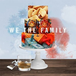 We the Family Poster